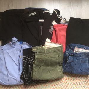 Lot de vêtements pour homme