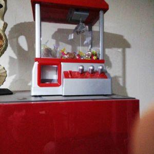 Machine à pince