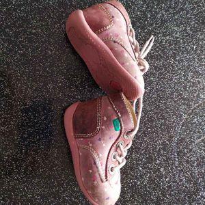 Chaussure kickers Bébé fille T18