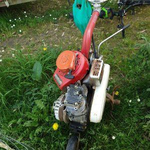 Motoculteur Honda f400