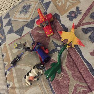 Lot de jouets divers