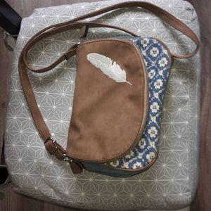 sac à main bandouilliere