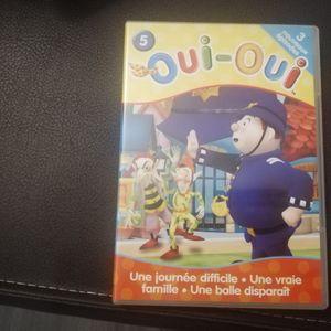 Dvd oui oui numéro 5