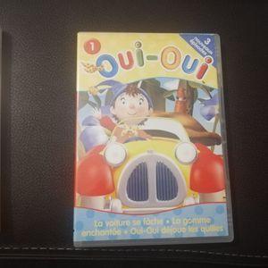 DVD OUI OUI Numéro 1