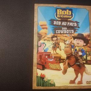 Bob au pays des cow boys.